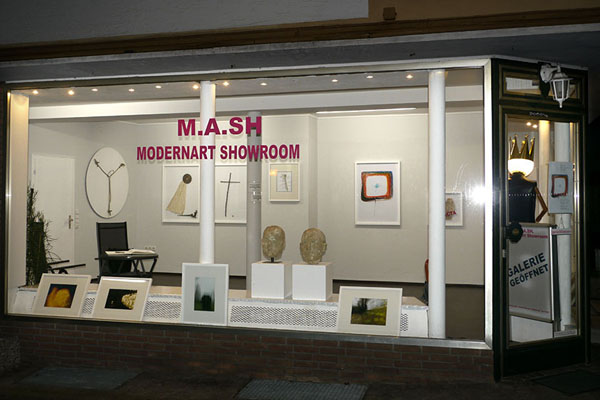 M.A.SH Modern Art Showroom
